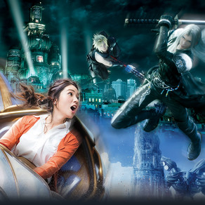 Final Fantasy VR Ride Coming to Universal Studios Japan