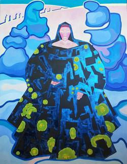 Spring.Rebirth 2019 acrylic-canvas 130-100cm