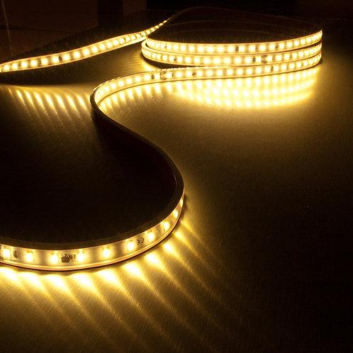 ROULEAU RUBAN LED 230V 14,4 W/m 72 LEDs/m 2700K - UR3056BTC72
