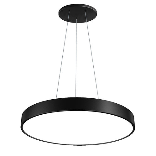 SUSPENSION ROUND TOP Eclairage direct-indirect  Diamètre 450mm 30W  -RT4530•••SD