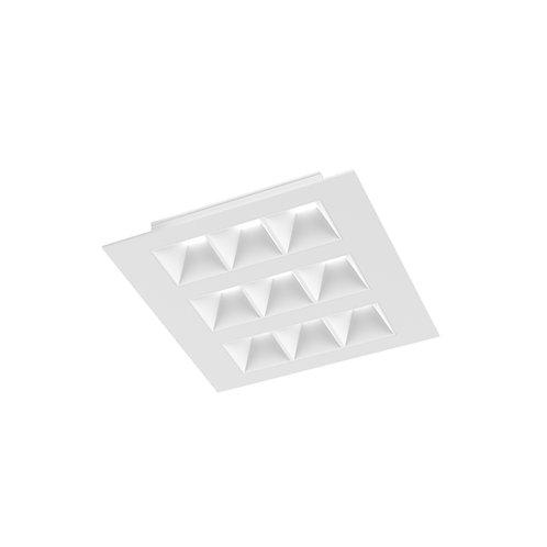 DALLE LED ENCASTRE UGR<17 595x595mm 30W GALAXY - GA606030