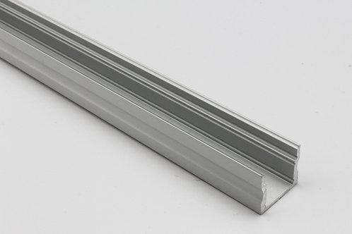 PROFIL ALUMINIUM 2500 x 17,1 x 14,5mm URBAN PROFIL 1715 - UPB1715M250