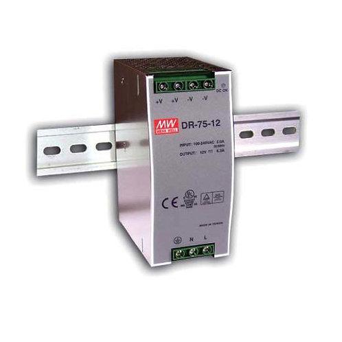 ALIMENTATION TENSION CONSTANTE RAIL DIN - ASD7524