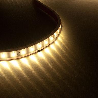 SECTION 500mm RUBAN LED 230V 14,4 W/m 72 LEDs/m 3000K - SUR3056BC72