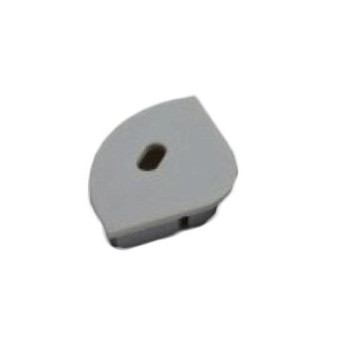 EMBOUT AVEC PASSAGE DE CABLE BASE 3030 ROND URBAN PROFIL - UPEAP3030