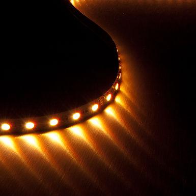 SECTION 100mm RUBAN LED RGB+W 24 W/m 60 LEDs/m 3000K - SUR5050RGBBC60