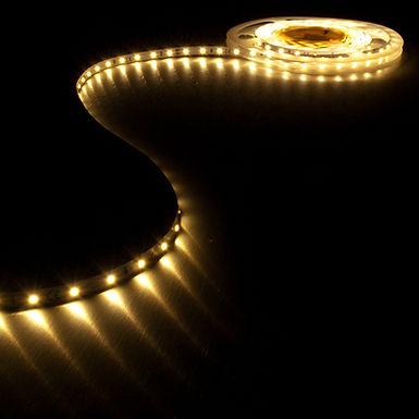 ROULEAU RUBAN LED 4,8 W/m 60 LEDs/m 3300K - UR3528BC60