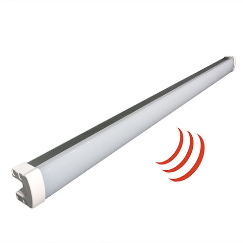 RÉGLETTE LED ÉTANCHE IK10 50W 1500mm détection HF URBAN PROOF - UP501500HF