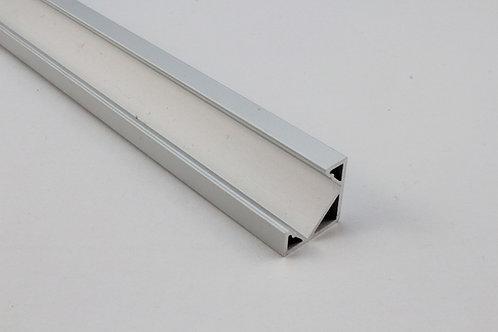 PROFIL ALUMINIUM 2500 x 18,5 x 18,5mm URBAN PROFIL 1818 - UPB1818M250
