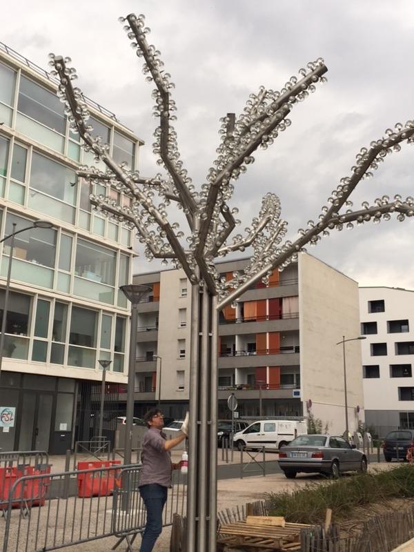 arbre lumineux lormont