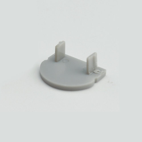 EMBOUT SANS PASSAGE DE CABLE POUR BASE 1708+UPDT60M250 URBAN PROFIL -UPESP601708
