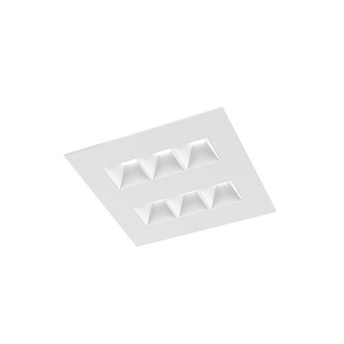 DALLE LED ENCASTRE UGR<17 595x595mm 20W GALAXY - GA606020
