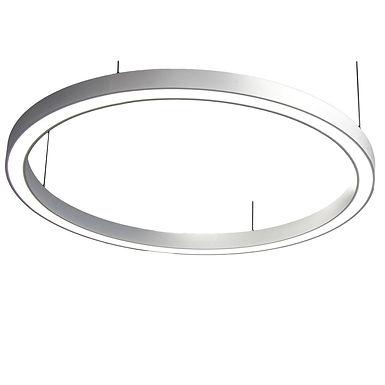 ANNEAU LED SUSPENDU OU APPLIQUE Diamètre 2000mm 135W LINEA RING L  - LRL200