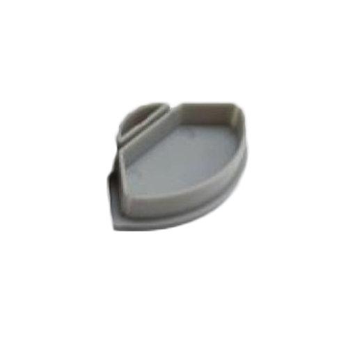 EMBOUT SANS PASSAGE DE CABLE BASE 3030 ROND URBAN PROFIL - UPESP3030