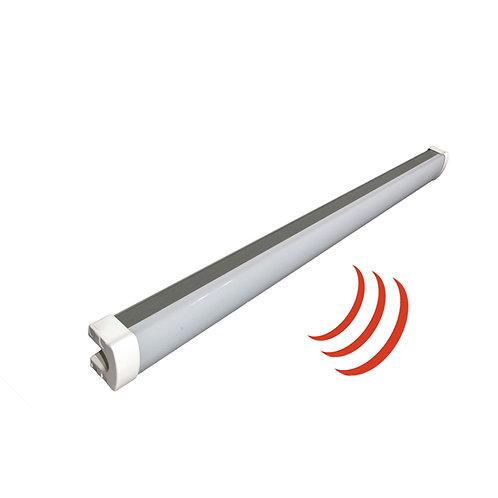 RÉGLETTE LED ÉTANCHE IK10 40W 1200mm gradable HFD URBAN PROOF - UP401200HFD