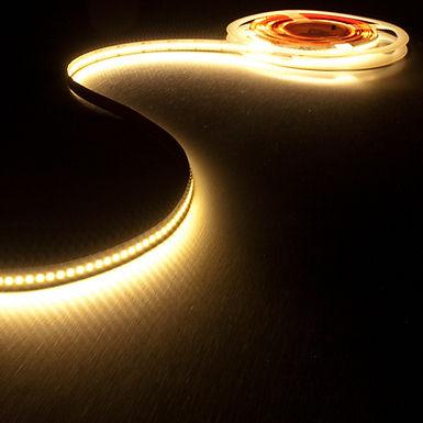 ROULEAU RUBAN LED 19,2 W/m 240 LEDs/m 2800K - UR3528BTC240