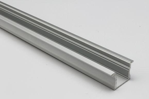 PROFIL ALUMINIUM 2500 x 23,2 x 15,3mm URBAN PROFIL 2315 - UPB2315M250