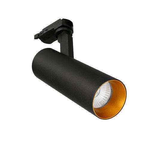 PROJECTEUR LED RAIL 3 ALLUMAGES 25 W AVEC RÉFLECTEUR ALTIS - AL25R