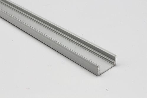 PROFIL ALUMINIUM 2500 x 17,1 x 8,5mm URBAN PROFIL 1708 - UPB1708M250