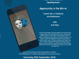 ICLO-NLS Open Event: Aggressivity In The Mirror – Violent Acts In Childhood And Adolescence