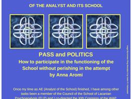 "Seminar ""Pass and Politics"" with Anna Aromi"
