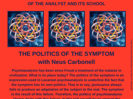 The Politics of the Symptom