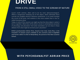"""Seminar """"The Invocatory Drive"""" with Adrian Price"""