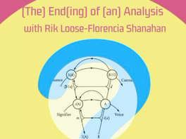 Introductory Clinical Seminar to Lacanian Psychoanalysis