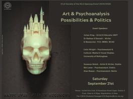 Opening Event: ART & PSYCHOANALYSIS