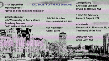 ICLO-NLS 2021-2022 Save the Dates!