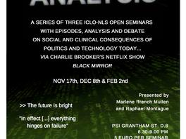 "Series ""Black Mirror Analysis"""