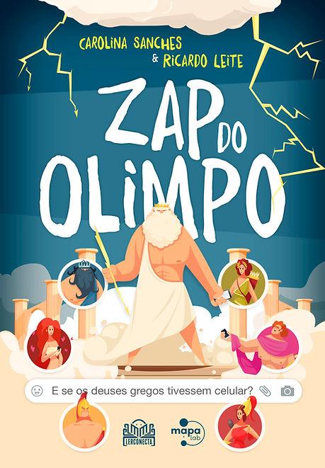 Zap do Olimpo capa
