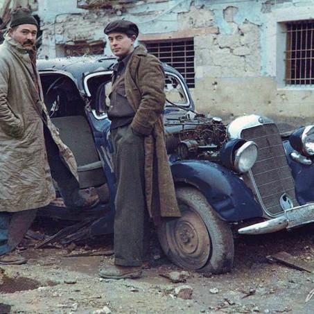 Joris Ivens, cineasta do mundo: antes da Guerra Fria