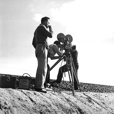 Pare Lorentz, cineasta de Roosevelt: The River (1938)