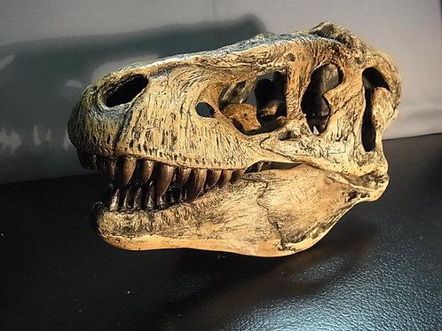 ティラノサウルス頭骨レプリカ1/9サイズ