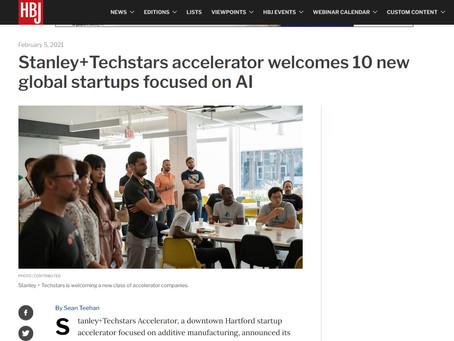 Joining 2021 Techstars accelerator AI portfolio