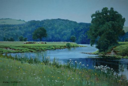 River Lune near Caton