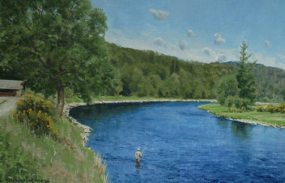River Spey at Macallen