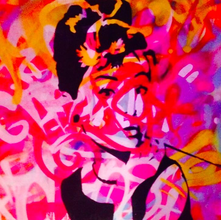Mr-Peeples-Aubrey-Hepburn-Graffiti-women