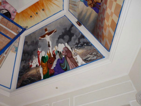 Limestone-Fresco-Church-Ceiling-for-Pres