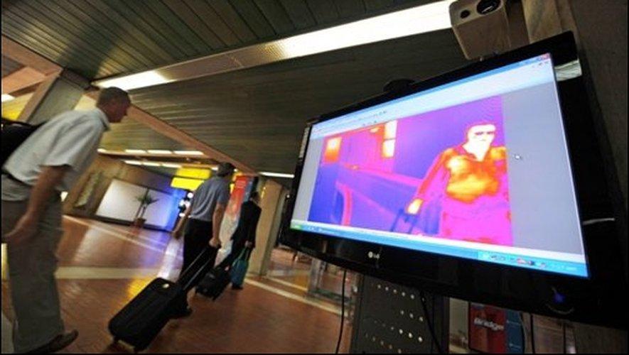 Surveillance thermographique