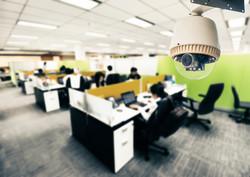 Vidéosurveillance bureau