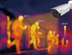 Videosurveillance thermographique