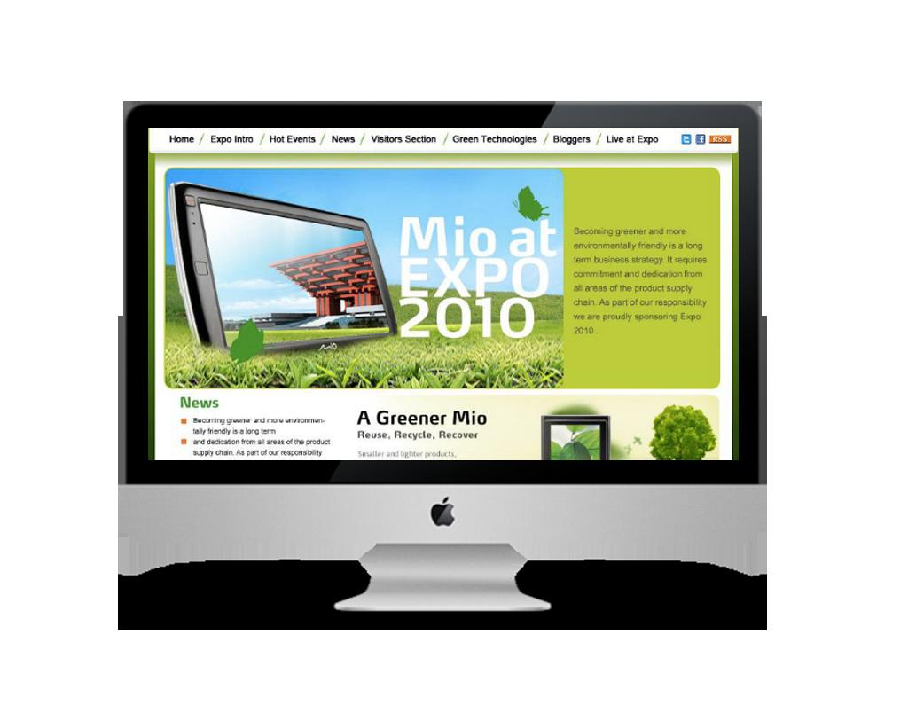 Event campaign design