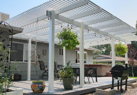 Benefits of Shade Select Adjustable Patio Covers