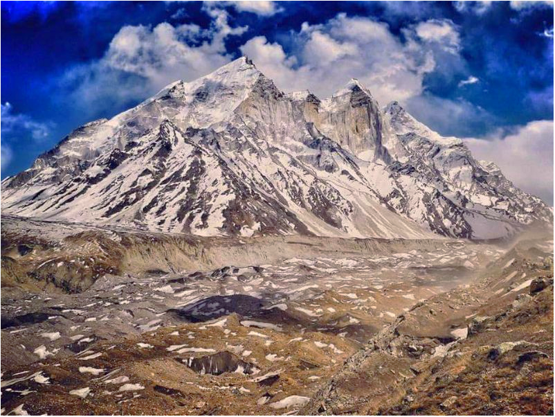 Bhagirathi Peaks