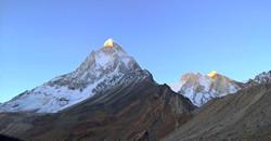 The magnificient - Mt. Shivling