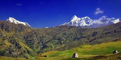 Glorious Mt. Trishul