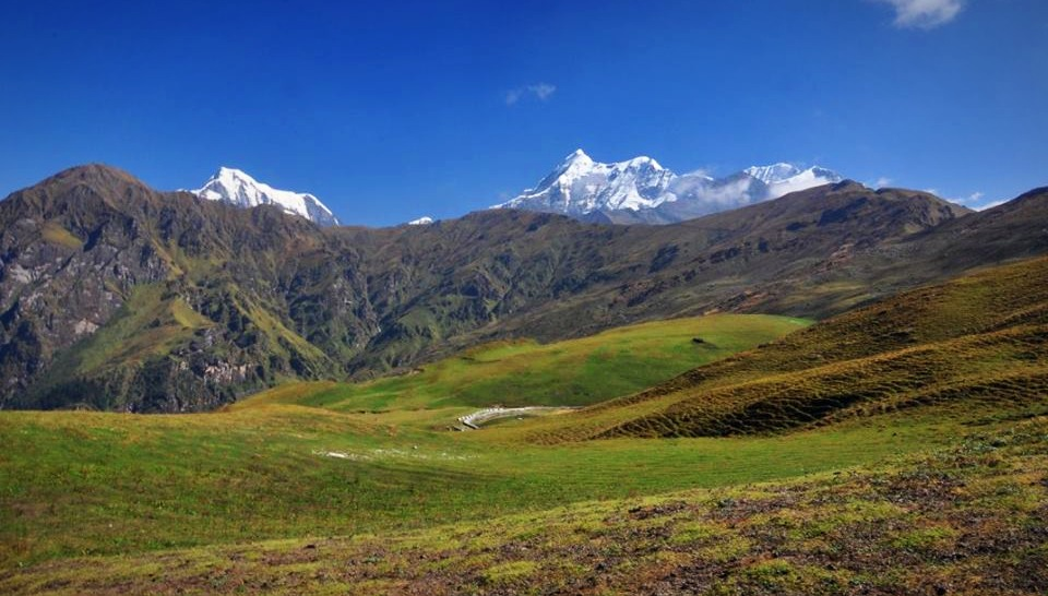 Mt. Trishul & Nandaghunti