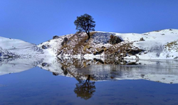 Brahmatal Lake